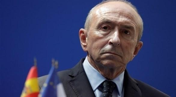 وزير الداخلية الفرنسي جيرار كولومب (أرشيف)