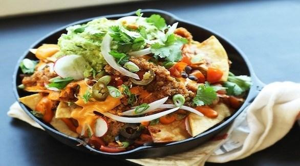 وجبة نباتية تحتوي على عناصر غذائية مفيدة (ديلي ستار)