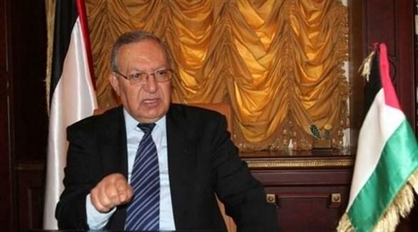 القيادي في حركة فتح عبد الله عبد الله (أرشيف)