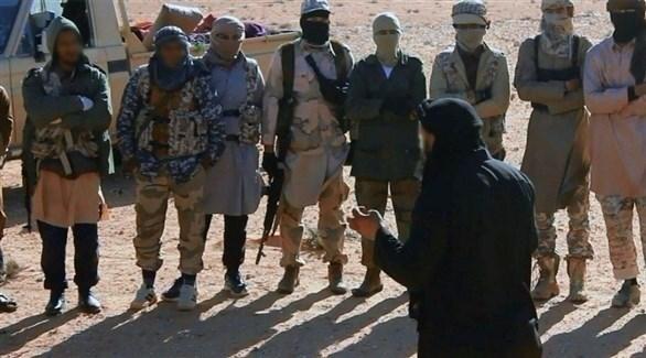 تنظيم داعش بسيناء (أرشيفية)