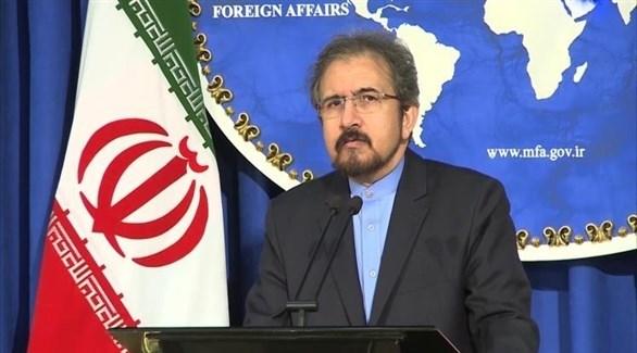 المتحدث باسم وزارة الخارجية بهرام قاسمي (أرشيف)