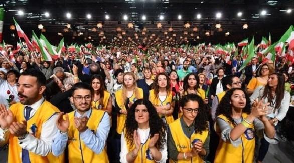 معارضون إيرانيون (أرشيف)