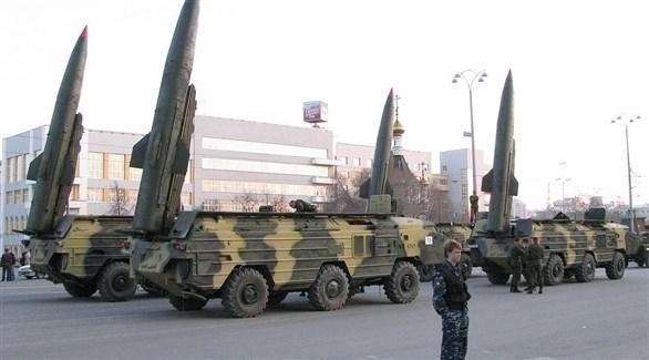 صواريخ حربية روسية متطورة (أرشيف)