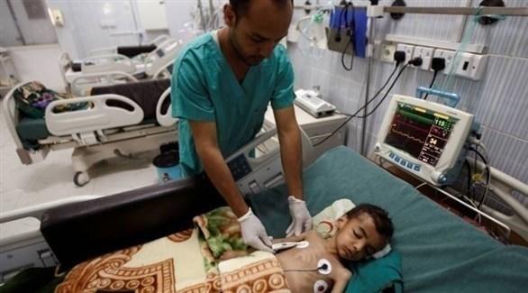 الكوليرا تهدد حياة الآلاف من أطفال اليمن (أرشيف)