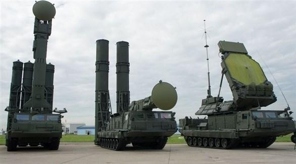 نظام إس 300 الدفاعي الروسي (أرشيف)