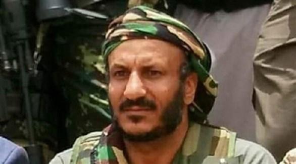 قائد المقاومة الوطنية اليمنية العميد الركن طارق محمد عبدالله صالح (أرشيف)