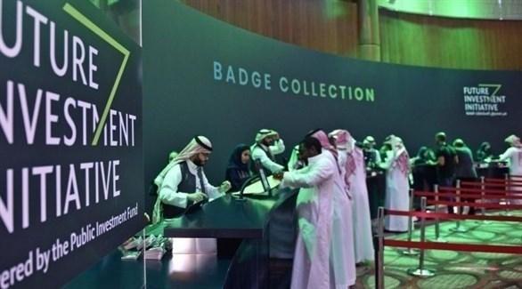 أكثر من 150 متحدثاً يحتضنهم دافوس الصحراء في الرياض (المصدر)