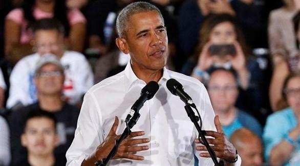 باراك أوباما (أرشيف)