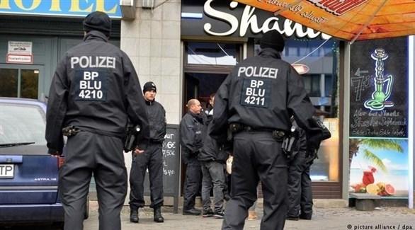 قوات الأمن الألمانية (أرشيف)
