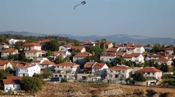 التوسع الاستيطاني لإسرائيل (أرشيف)