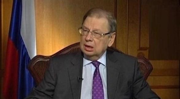 سفير روسيا في القاهرة (أرشيف)