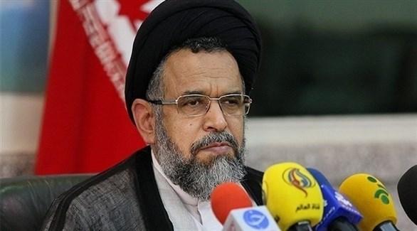 وزير الأمن الايراني، حجة الاسلام محمود علوي (أرشيف)