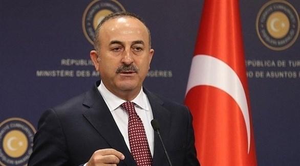 وزير الخارجية التركي مولود جاويش أوغلو (أرشيف)