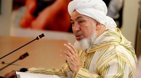 رئيس مجلس الإمارات للإفتاء الشرعي الشيخ عبدالله بن بيه (أرشيف)