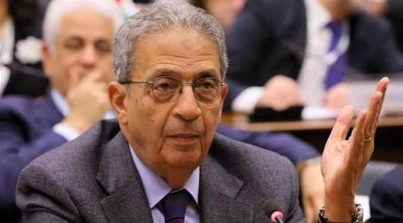 عمرو موسى (أرشيف)