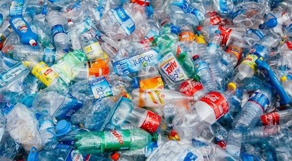زجاجات بلاستيكية (أرشيف)