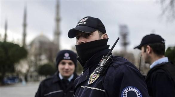 عناصر من الشرطة التركية (أرشيف)