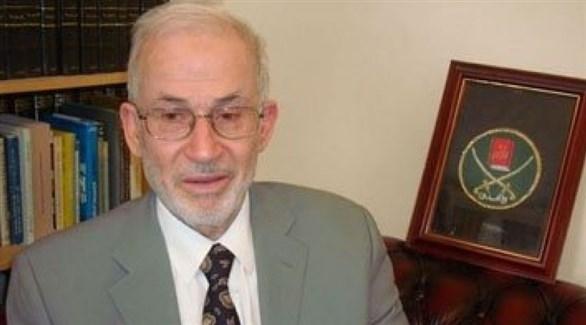 نائب المرشد العام للتنظيم الدولي للإخوان، إبراهيم منير (أرشيفية)