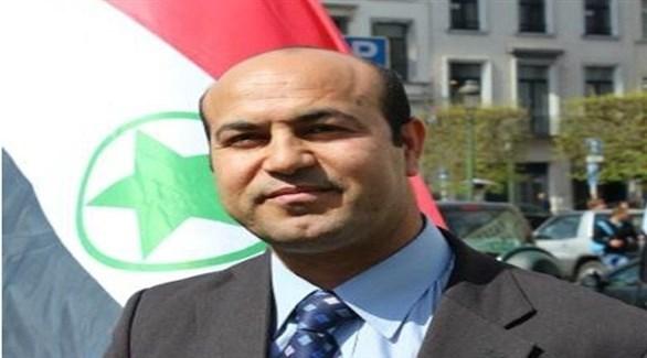 الناشط الأحوازي حسن راضي (أرشيف)