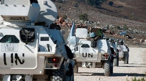 قوات اليونيفيل في لبنان (أرشيف)