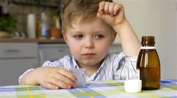 تأثير المضاد الحيوي على الأطفال