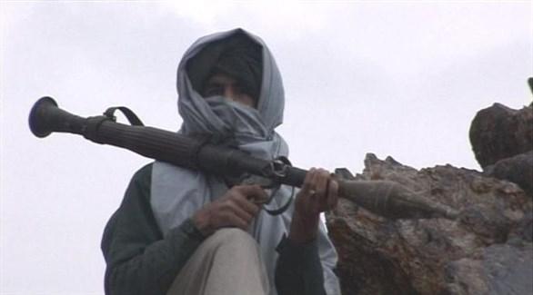 مقاتل من طالبان (أرشيف)
