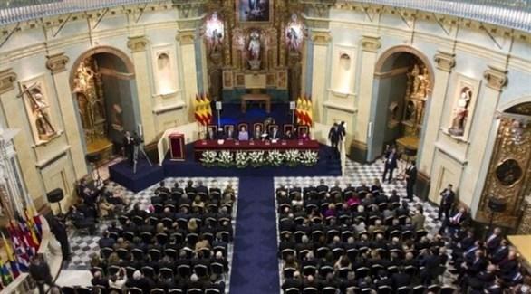 محكمة إسبانية (أرشيف)