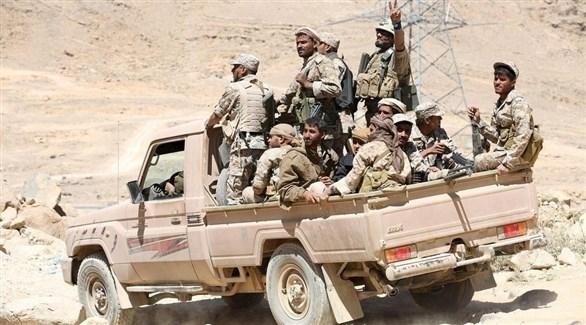 جنود من الجيش اليمني في البيضاء (أرشيف)