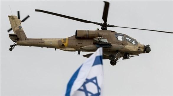 طائرة هليكوبتر إسرائيلية (أرشيف)