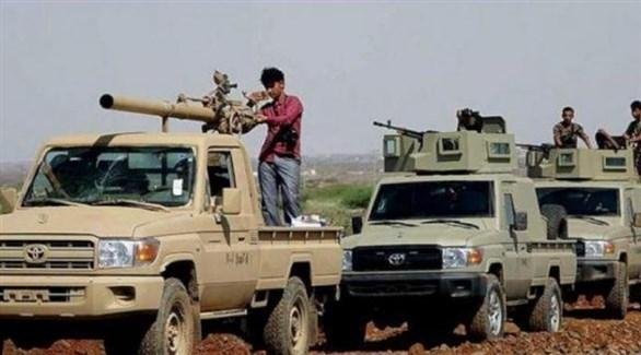قوات من الجيش اليمني الوطني (أرشيف)