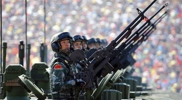 الجيش الصيني (أرشيف)