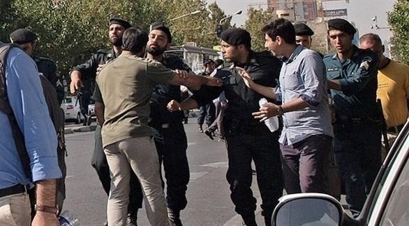 الأمن الإيراني يعتقل ناشطين (أرشيف)