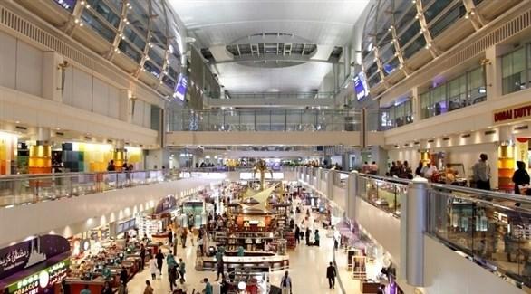أحد مطارات الإمارات(أرشيف)