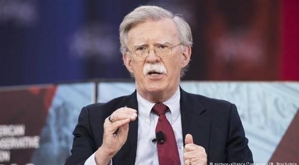 مستشار الأمن القومي الأمريكي، جون بولتون (أرشيف)