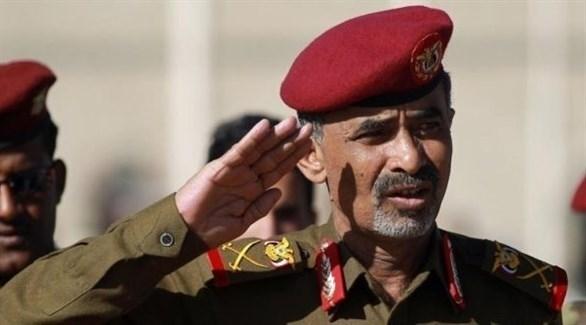 وزير الدفاع اليمني اللواء محمود الصبيحي (أرشيف)