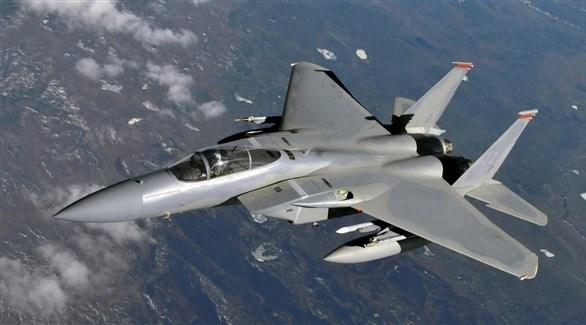 طائرة للتحالف العربي في اليمن (أرشيف)