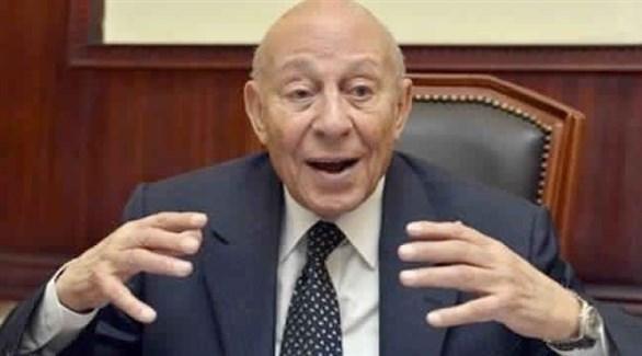محمد فايق رئيس المجلس القومي لحقوق الإنسان بالقاهرة