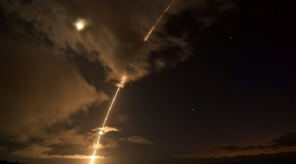 تجارب أمريكية يابانية مضادة للصواريخ (أرشيف)