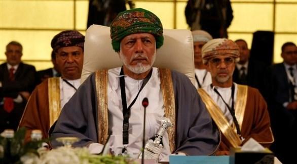 وزير الشؤون الخارجية العماني يوسف بن علوي (أرشيف)