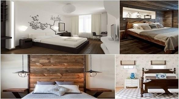 أفكار لمصابيح عصرية في غرفة النوم (أميزنغ إنتيرير ديزاين)