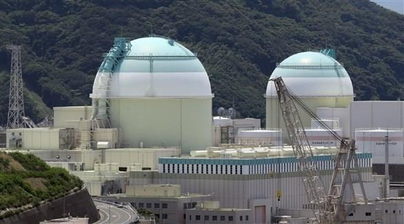 المفاعل النووي الثالث في المحطة النووية باليابان (أرشيف)