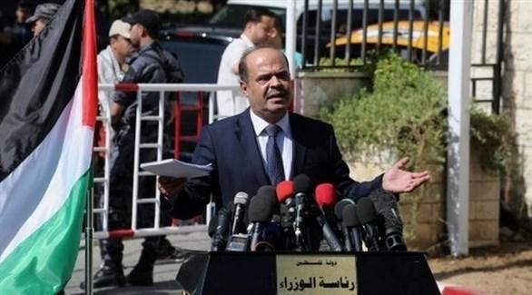الناطق باسم الحكومة الفلسطينية يسوف المحمود (أرشيف)