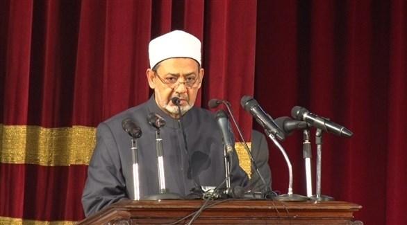 فضيلة الإمام الأكبر، الدكتور أحمد الطيب، شيخ الأزهر (أرشيفية)
