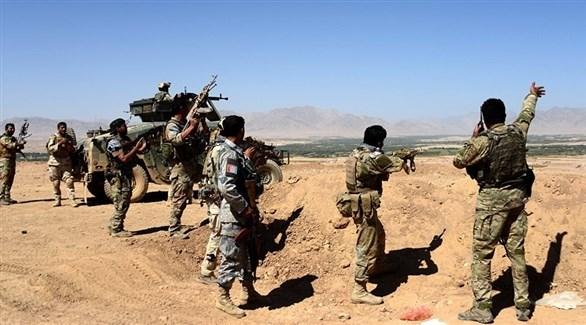 جنود أفغان في عملية ضد طالبان (أرشيف)