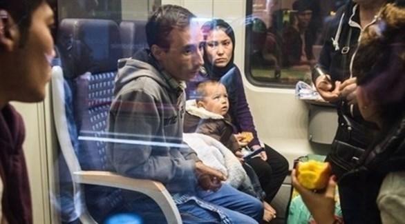 عائلة أفغانية لاجئة في ألمانيا (أرشيف)