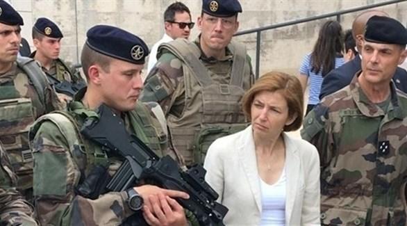 وزيرة الدفاع الفرنسية، فلورنس بارلي (أرشيف)