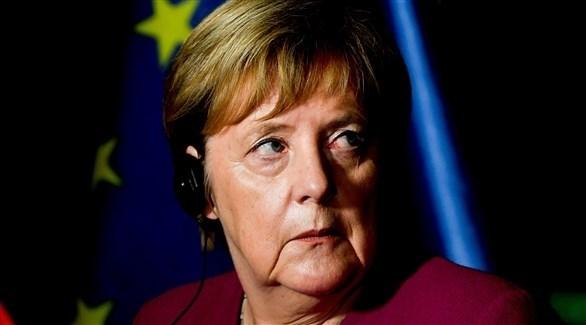 المستشارة الألمانية أنجيلا ميركل (أاي بي ايه)