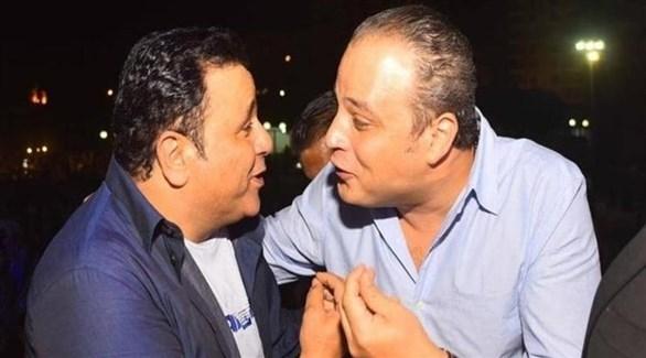 محمد فؤاد وتامر عبدالمنعم (أرشيف)