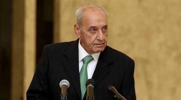 رئيس مجلس النواب اللبناني نبيه بري (أرشيف)