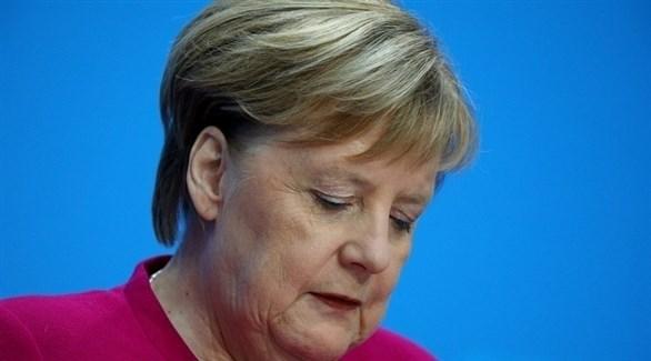 المستشارة الألمانية أنجيلا ميركل (إ ب أ)